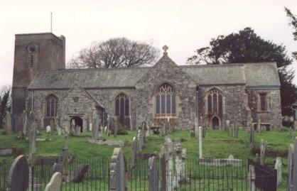 Cornwood Parish Church - St. Michaels and All Angels