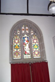 St. Michaels stained glass
